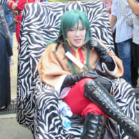 コスプレもバリアフリーに! 車いすでのパレード参加者に聞い…