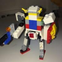 買ってもらえないなら作っちゃえ!6歳児作のレゴガ…