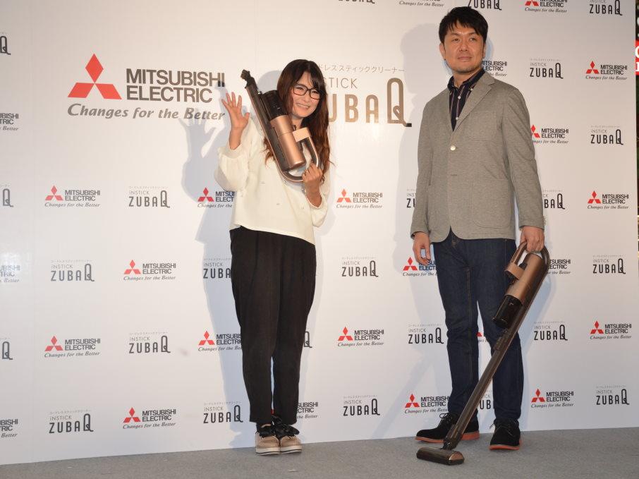 「家電芸人」土田晃之もキテル家電と推薦 「ZUBAQ」体験イベント行ってみた