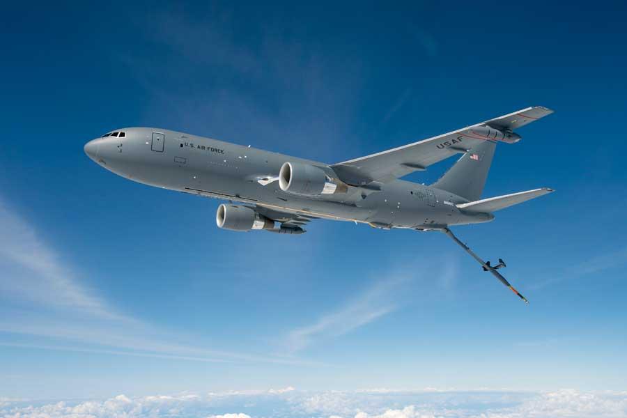 ボーイングKC-46ペガサスがアメリカの型式認証を取得