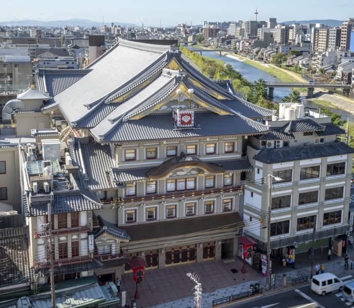 史上最大級の「お練り」実現 京都南座開場400年記念の吉例顔見世歌舞伎
