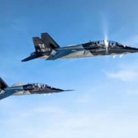アメリカ空軍の次期ジェット練習機はボーイング/サーブ製に決定