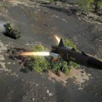 サーブが展示会で地上発射型「オーディンの槍」を初…