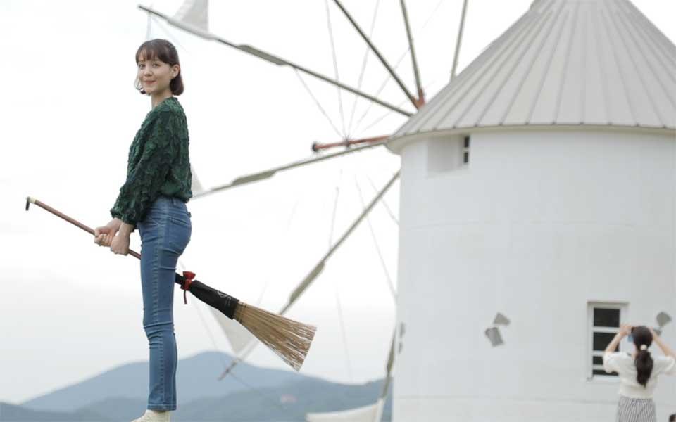 トリンドル玲奈が瀬戸内の島々を巡る初の一人旅をAbemaTVで放送