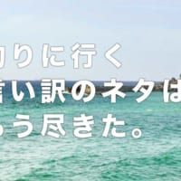 釣り人あるある詰め込んだカサリンチュ「ここメジナ釣れる」MV…