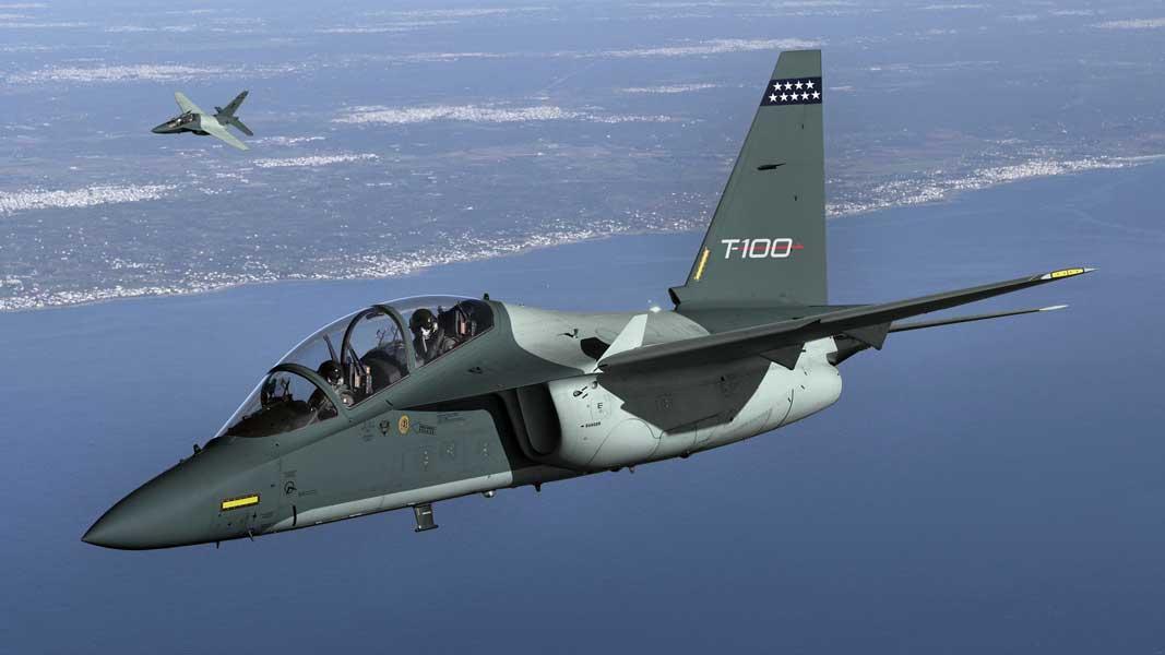 T-100(Image:Leonardo)