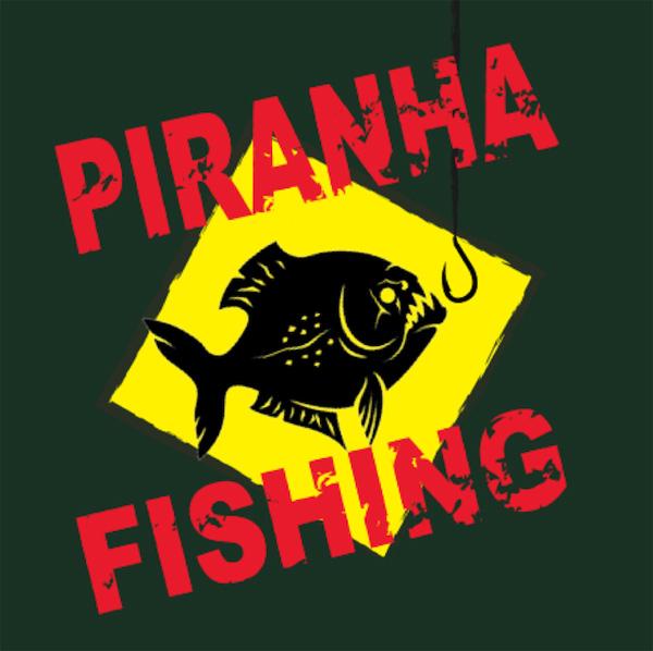 ピラニア1000匹の最恐釣り堀 11月3連休に実現