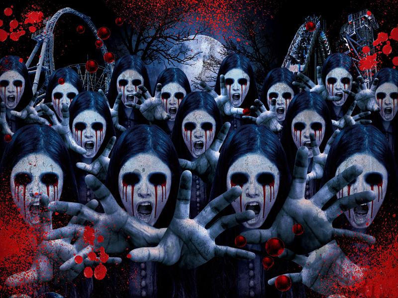 富士急ハイランド社長が亡霊軍団100名を率いて襲いかかる究極のホラーイベント 10月28日閉園後に開催決定