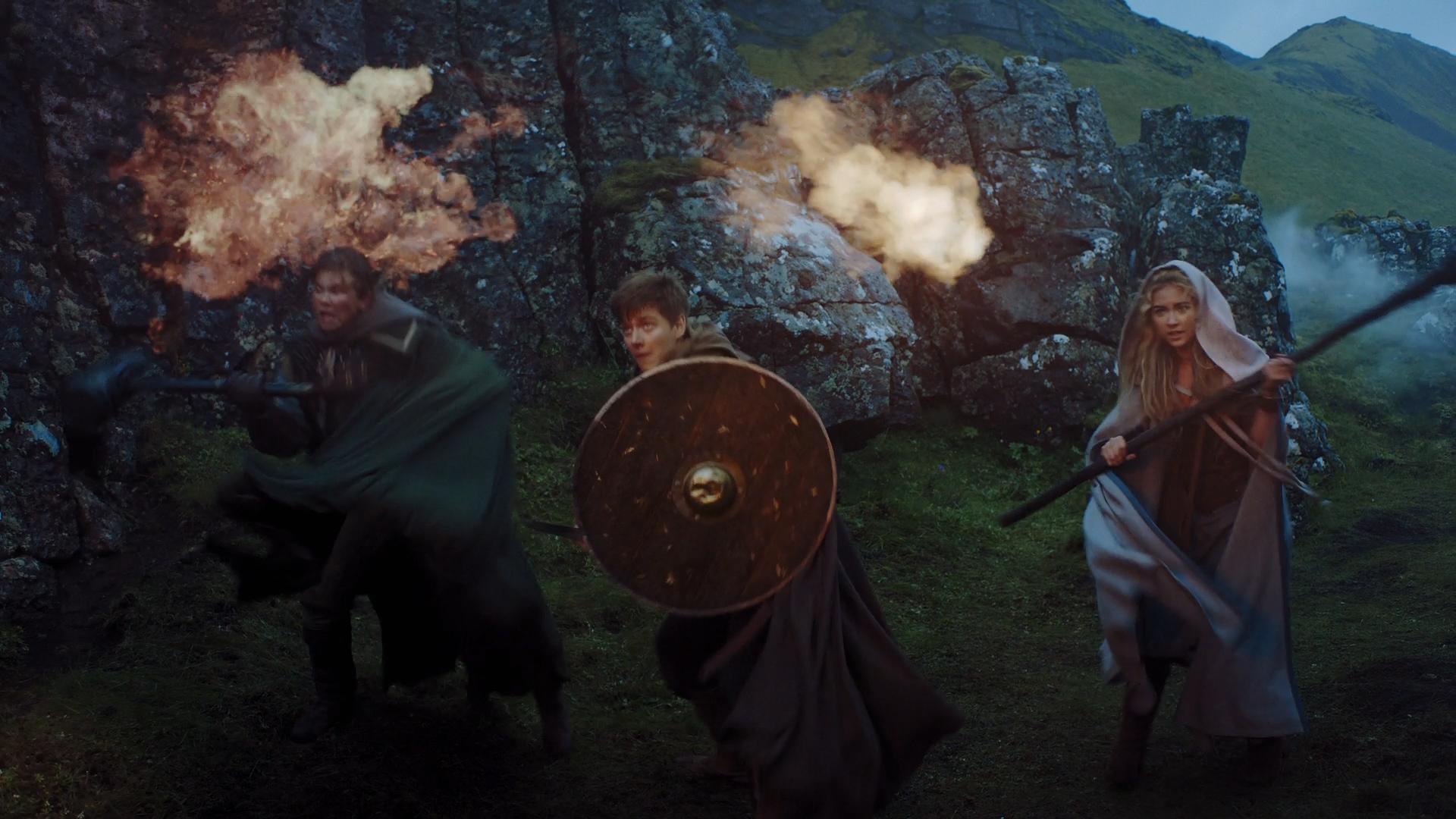 大作映画風な「星のドラゴンクエスト」WEB映像が壮大すぎて胸アツ ロケ地はアイスランド