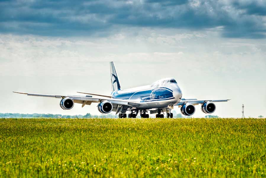 エアブリッジカーゴのB747-8F(Photo:AirBridgeCargo)