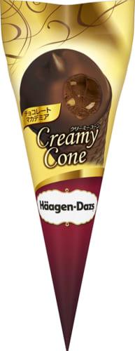 セブンのハーゲンダッツ+ワッフルコーンに「チョコレートマカデミア」誕生 東京都・千葉県で先行発売