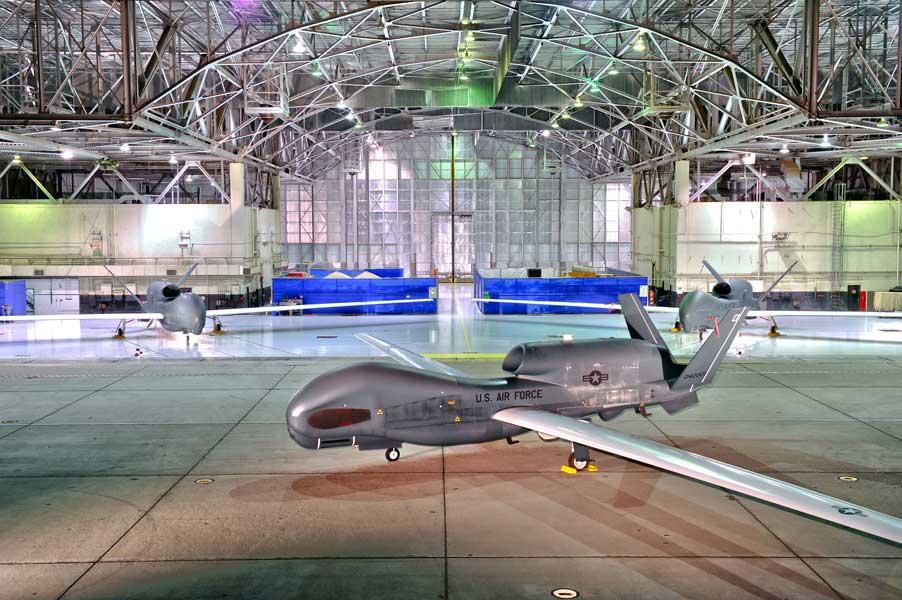 RQ-4ブロック30(画像:Northrop Grumman)