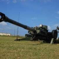 アメリカからインドへの155mm榴弾砲M777A2引き渡し…