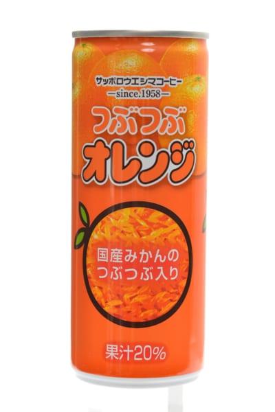 """怀旧的怀旧""""捣碎的橙子罐头""""与橘子的谷物在这里"""
