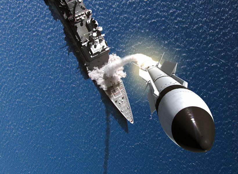 海上自衛隊向けSM-3と航空自衛隊向けAMRAAMの追加分が正式発注