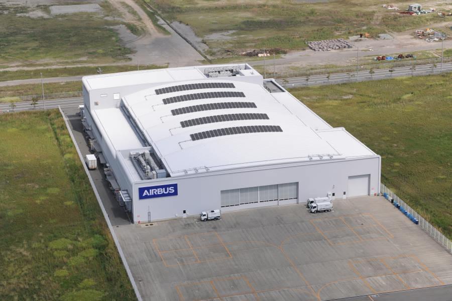 エアバス・ヘリコプターズ・ジャパン神戸空港事業所