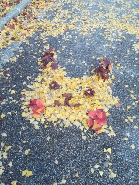突然皮卡丘出现在街上!堕落的叶子艺术对于互联网人来说太高了