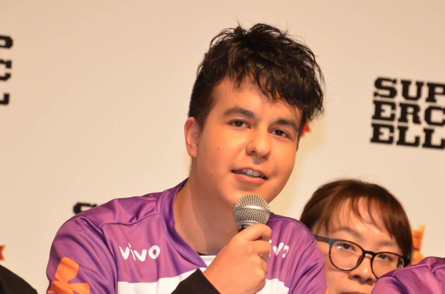 Vivo_ KeydのGabo選手
