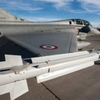 フランスが次世代空対空ミサイル「MICA-NG」開発にゴーサ…
