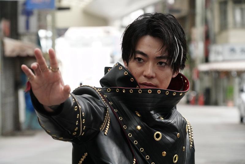 大東駿介、仮面ライダー敵役に スーパータイムジャッカー「ティ―ド」