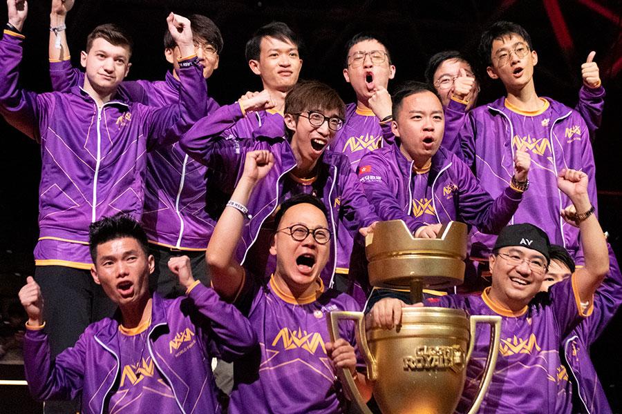 eスポーツ「クラロワリーグ」チーム世界一はNova Esports!熱戦の様子をリポート