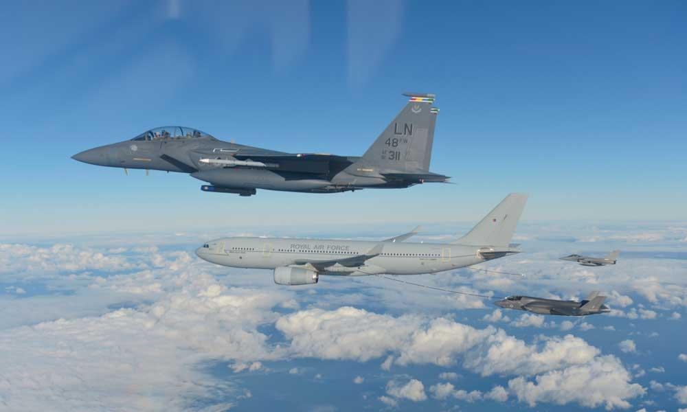 エアバスとロッキード・マーティンが提携し空中給油機のアメリカ市場でボーイングに対抗