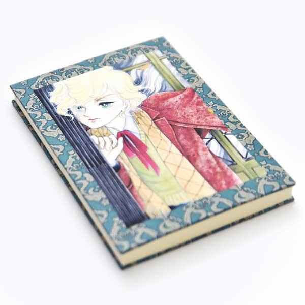 竹宮惠子の名作「風と木の詩」の御朱印帳登場