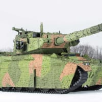 小さな車体に大口径砲を搭載!アメリカの新たな「軽戦車」計画…