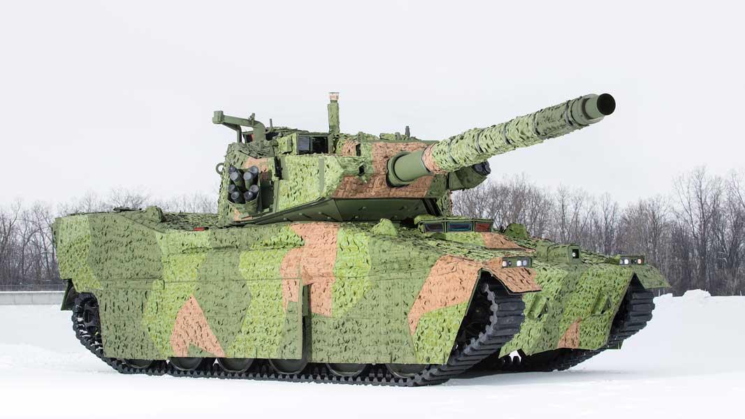 小さな車体に大口径砲を搭載!アメリカの新たな「軽戦車」計画で2社に試作発注
