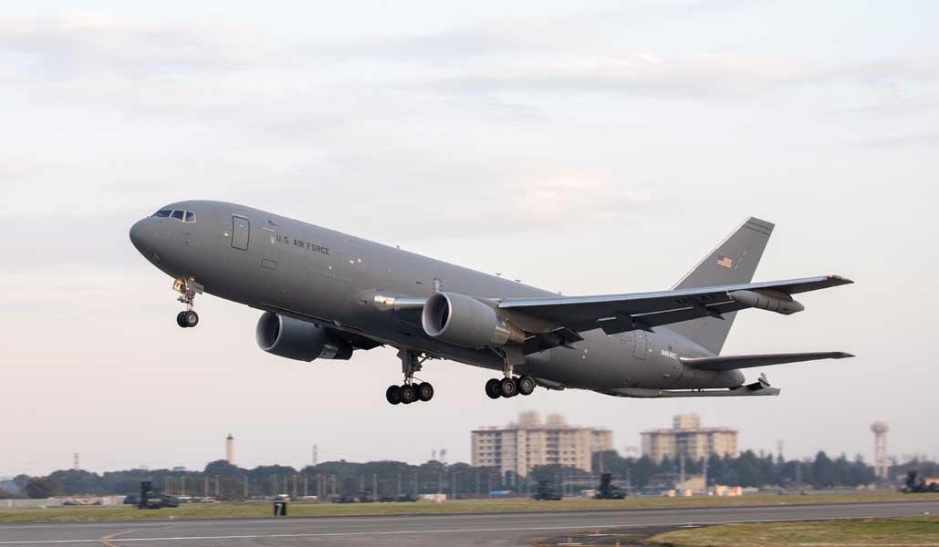 2機目の航空自衛隊向けKC-46Aが正式発注される
