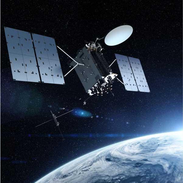 GPS IIIF(画像:Lockheed Martin)