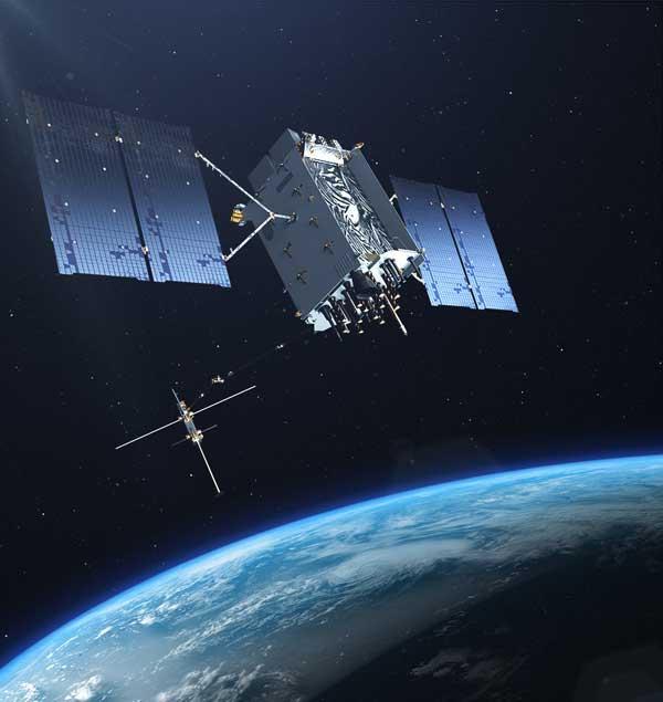 GPS III(画像:Lockheed Martin)