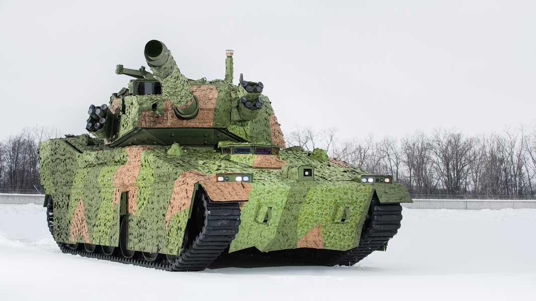 BAEシステムズが提案するMPF試作車(画像:BAE Systems)