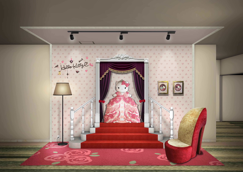 京プラ多摩にマイメロとキキララ客室が新設 新宿のハローキティルームは1月3日で終了