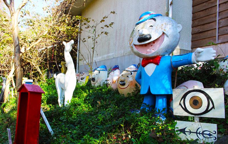 昭和の文化遺産、閉館した「秘宝館」展示物たちのその後