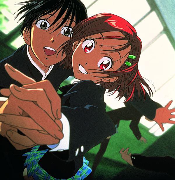 TVアニメ「彼氏彼女の事情」が放送から20年 初のBlu-ray BOXを発売