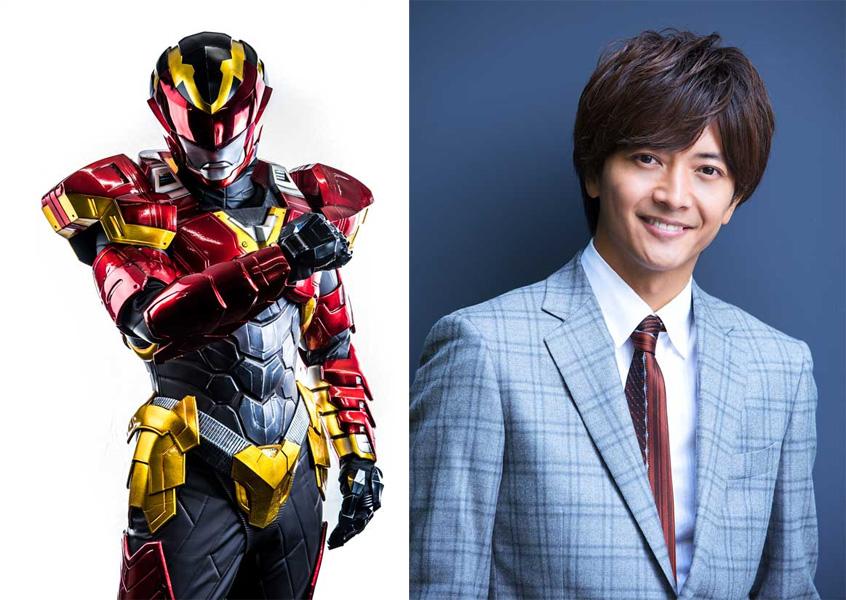 ライダー俳優から「職業、ヒーロー」へ 森本亮治がとり組む新ヒーロー「MAMORU」とは?