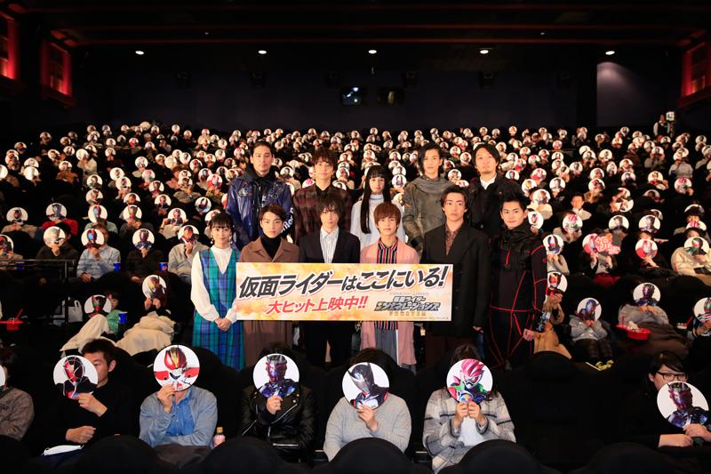 一夜限りの「電王ナイト」 12月27日に開催決定