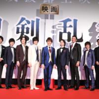西川貴教が刀剣男士参加を熱望? 「映画刀剣乱舞」上映会では爆…