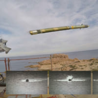 フランスの対空ミサイルが高速の上陸用小型船艇にも対応!実射…
