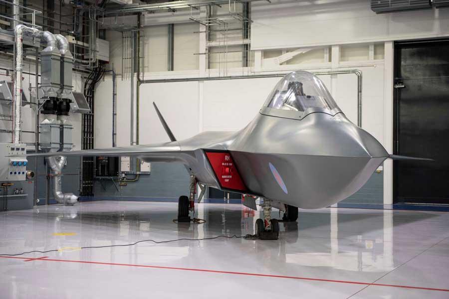 BAEシステムズ 次世代戦闘機テンペストの工場「ファクトリー4.0」を公開