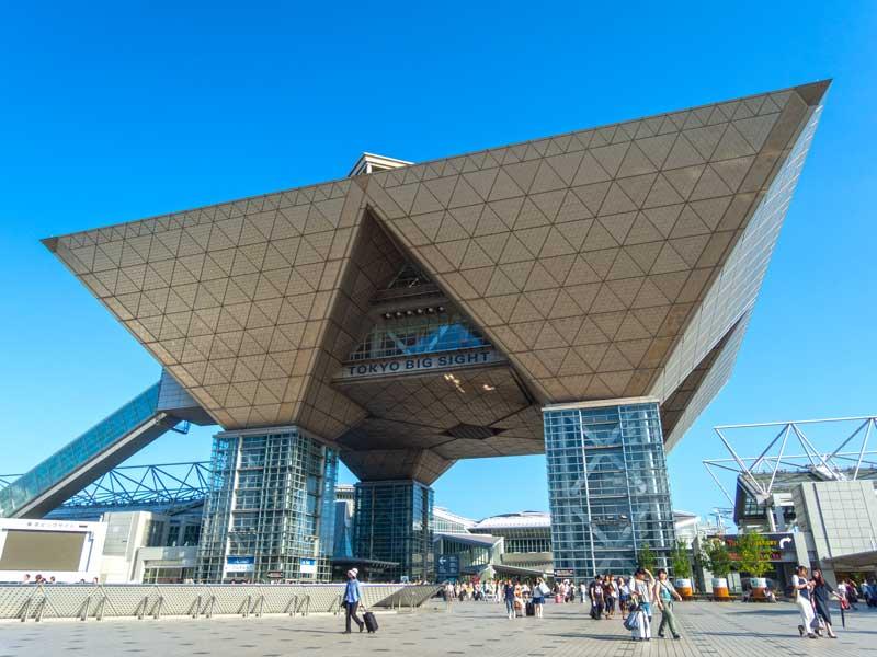 ゆりかもめ2駅の名称変更日決定 3月16日から「東京ビッグサイト」と「東京国際クルーズターミナル」に!