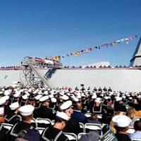 異形のステルス駆逐艦 ズムウォルト級2番艦「マイケル・モンス…