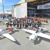 エアバスが「空のF1」に参入 2020年開始のエアレースE…