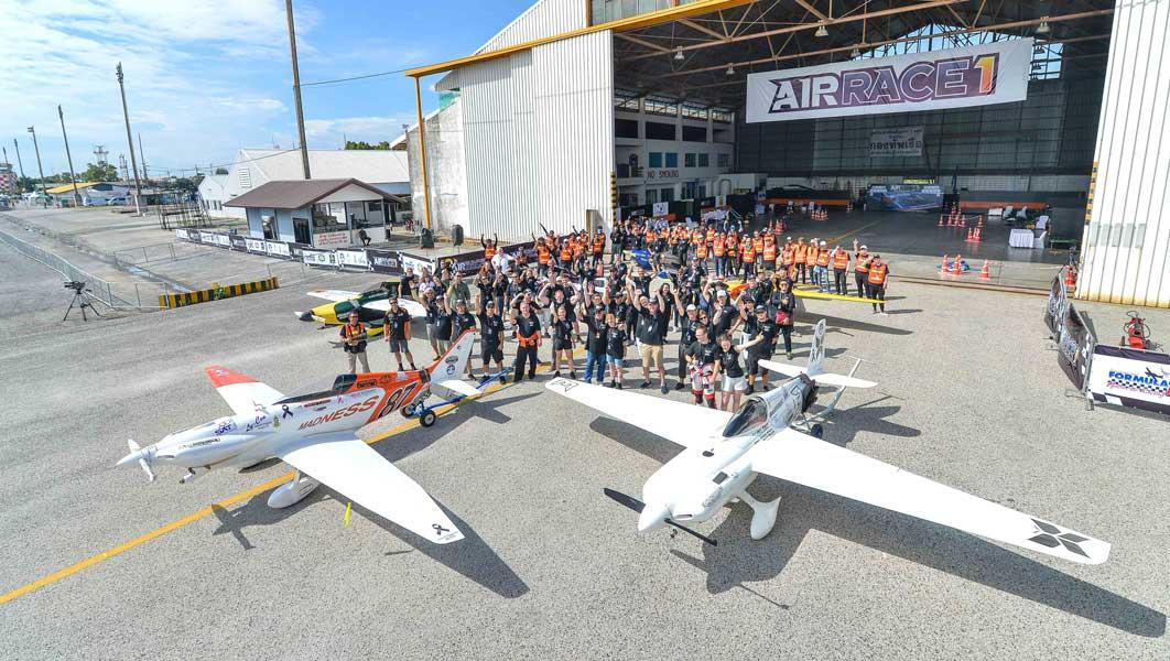 エアバスが「空のF1」に参入 2020年開始のエアレースEを完全サポート