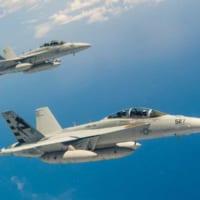 アメリカがフィンランドへのEA-18G輸出を承認 オースト…