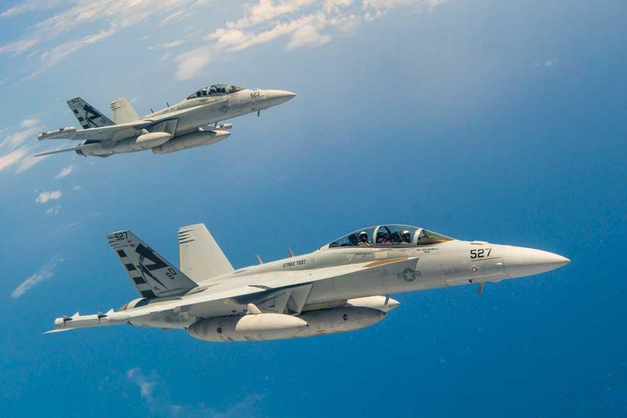 アメリカがフィンランドへのEA-18G輸出を承認 オーストラリアに続き2か国目