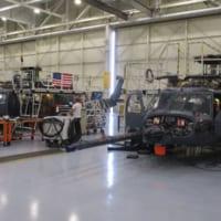 アメリカ空軍の新型救難ヘリHH-60Wの試作機組み立て終了 …