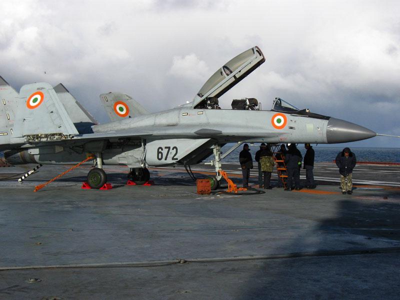 インドの航空ショウでMiG-35売り込み インド国内生産も可能とアピール