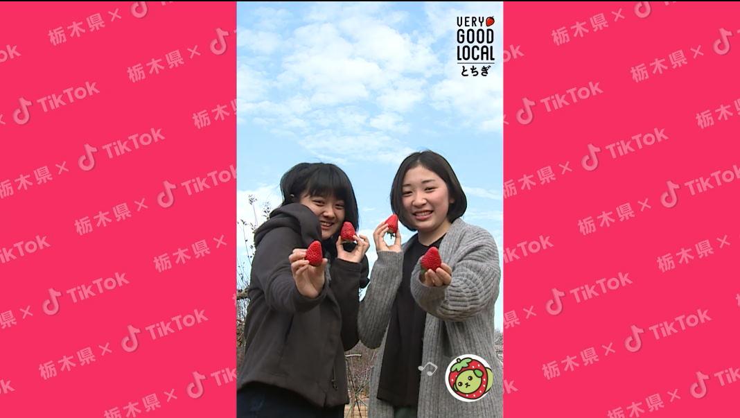 「とちぎ映え」スポットをPR 栃木県とTikTokが「#Tochigitok」コラボ